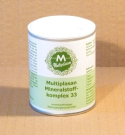 Multiplasan nr 33 TABLETTEN
