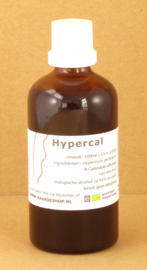 Hypercal tinctuur 100ml