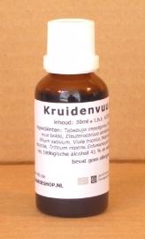 Kruidenvuur tinctuur 30 ml