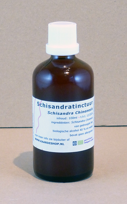 Schisandra tinctuur 100 ml