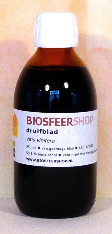 Druifblad tinctuur 250 ml