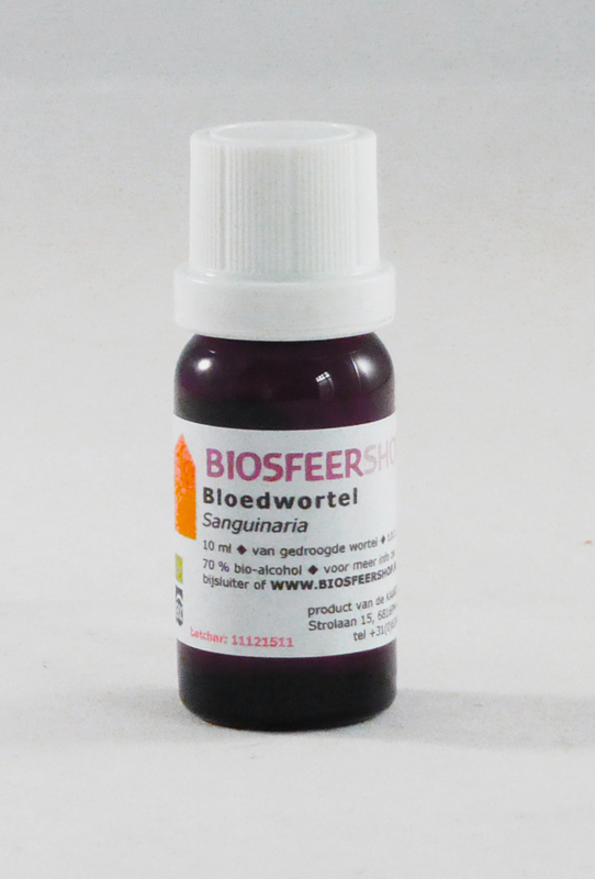 Bloedwortel 10 ml