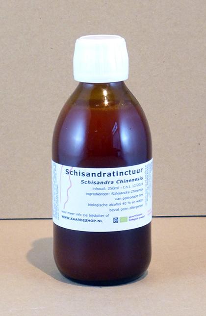 Schisandra chinensis tinctuur 250 ml