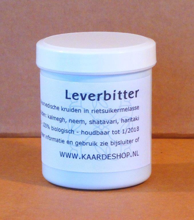 LEVERBITTER 125 ML