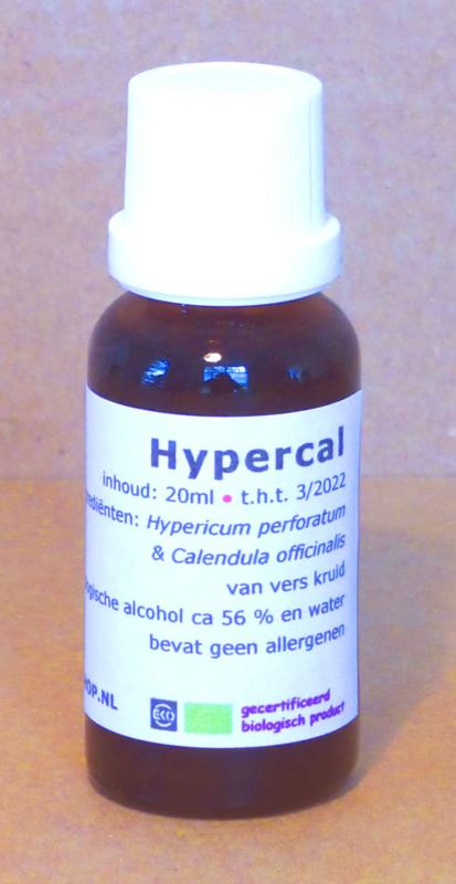 Hypercal tinctuur 20ml