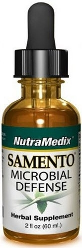 TOA-free Samento tincture Nutramedix 60ml