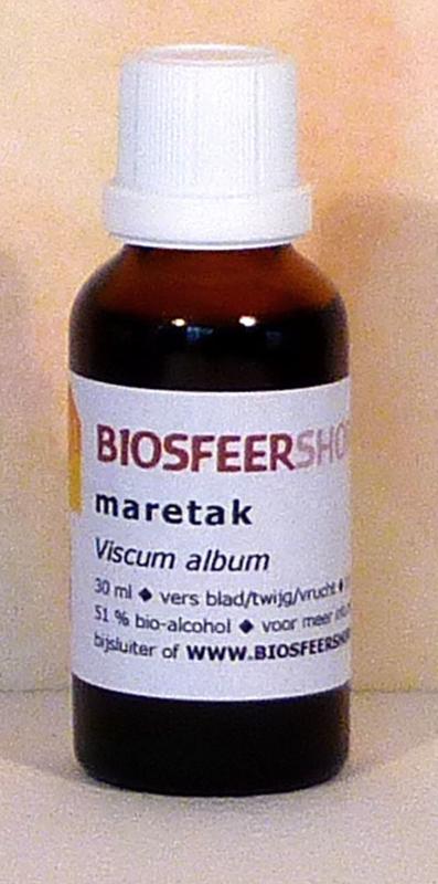 maretak tinctuur 30 ml