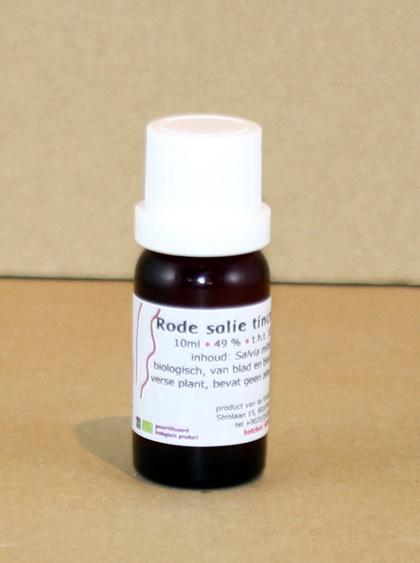 Salvia miltiorrhiza tinctuur 10 ml
