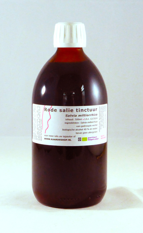 Salvia miltiorrhiza Urtinktur 500 ml
