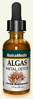 Algas Metal Detox Nutramedix 30 ml