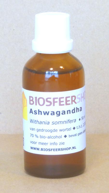 Ashwaganda-tinctuur 50ml