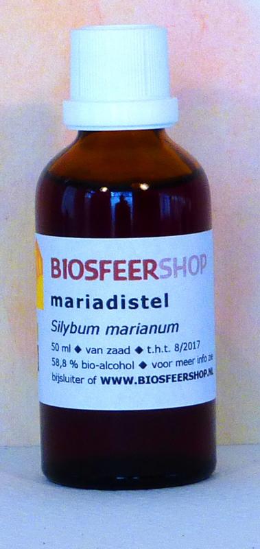 Mariendistel Urtinktur 50 ml