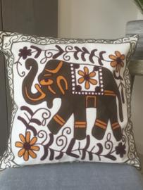 Kussenhoes olifant