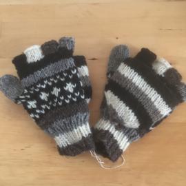 Handschoenen met vingerkapje