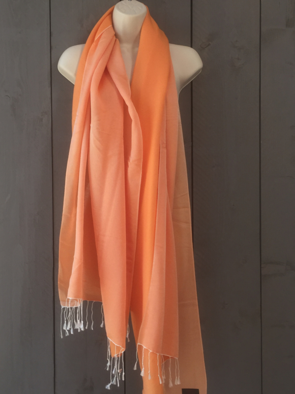 Pashmina shawl effen