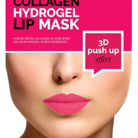 Hydrogel Lip Mask 3D Push Up Effect.