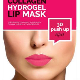 Hydrogel Lip Mask 3D Push Up Effect.