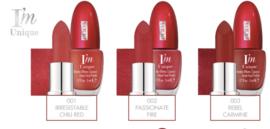 I'M UNIQUE Red Power collectie