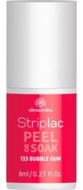 Striplac Peel or Soak 133 Bubble gum 8ml