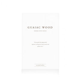 GUAIAC WOOD SCENTED BAG