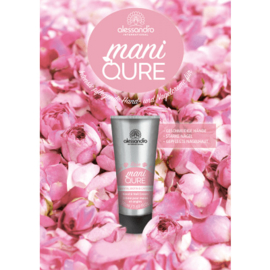 Maniqure Hand & Nail Cream Rose