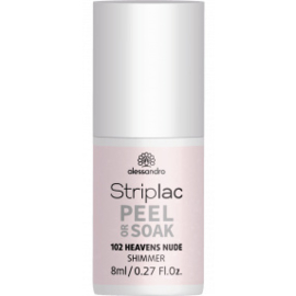 Striplac Peel or Soak 102 Heavens Nude 8 ml.