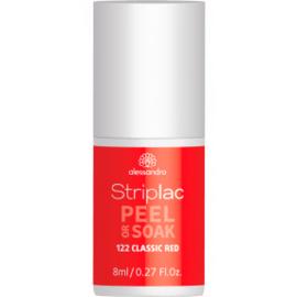 Striplac Peel or Soak 122 Classic red 8ml
