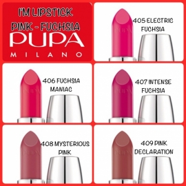 I'M Lipstick Pink - Fuchsia