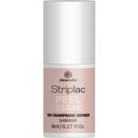 Striplac Peel or Soak 109 Champagne Shower 8 ml.