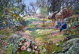 Geurkaars Garden of Eden