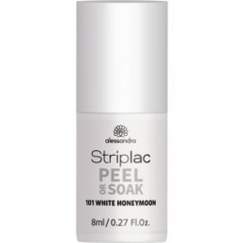 Striplac Peel or Soak  101 Honeymoon 8 ml.