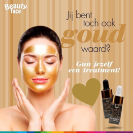BeautyFace Golden Duo