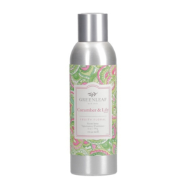 Cucumber & Lily Roomspray