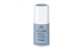 Striplac Peel or Soak 177 Seaside ( glitter ) 8 ml.