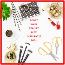 Kennismakings deal Boost Your Beauty Bizz Inspiratie Tool