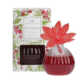 Merry Memories Flower Diffuser