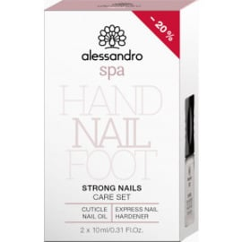 Strong Nails Care set