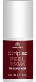 Striplac Peel or Soak 128 Rouge Noir 8ml