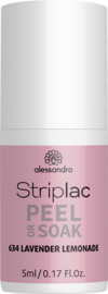 Striplac Peel or Soak 164 Lavender Lemonade 8 ml.