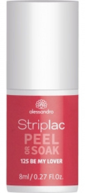 Striplac Peel or Soak 125 Be my lover 8ml