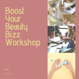 Workshop Boost Your Beauty Bizz