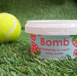 Strawberry & Cream Body Butter