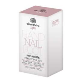 Pro White French nagellak   10 ml.