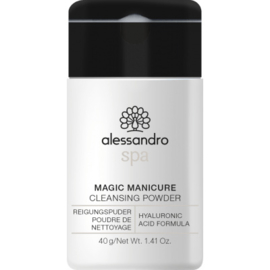 Magic Manicure Cleansing Powder   40 gram.