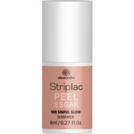 Striplac Peel or Glow 108 Sinful Glow 8 ml.
