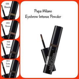 Eyebrow Intense Powder