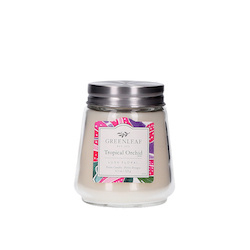 Tropical Orchid Petite Candle