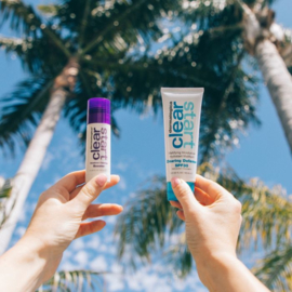 Clear Start Clearing Defense SPF 30