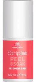 Striplac Peel or Soak 131 Gossip Babe 8ml
