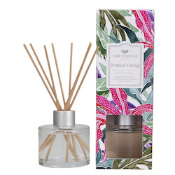 Tropical Orchid Signature Reed Diffuser.